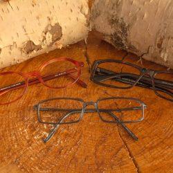 Brýle ze second handu